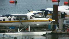 Seaplane Port Stock Footage