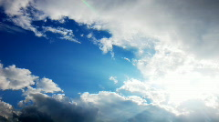 Clouds18 Stock Footage