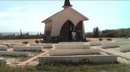 Aruba Church exterior Stock Footage