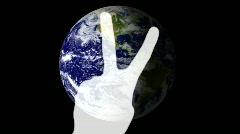 Peace on earth - HD Stock Footage