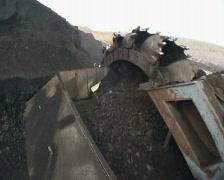 Coal 2 P Stock Footage