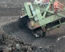 Coal 37 P Stock Footage