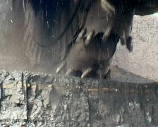 Coal 5 P Stock Footage