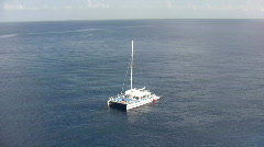 Scuba diving trip Stock Footage