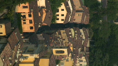 Bergamo Lombardy Italy Stock Footage