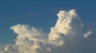 Cloud Drama Stock Footage