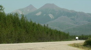 Camping Canada Stock Footage