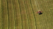 Stock Video Footage of Crop Farming in Marche Italy