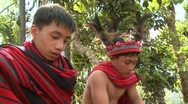 Stock Video Footage of Banaue Ifugao ceremonial rites 4