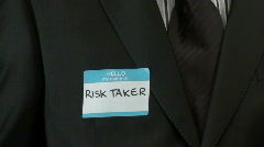 Hello my name is RISK TAKER V2 - HD  Stock Footage