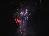 Stock Video Footage of fireworks2