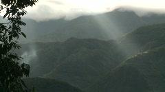 Banaue mountains 10 Stock Footage