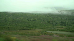Driving yukon,tundra Stock Footage