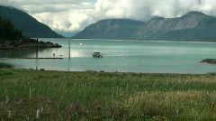 Stock Video Footage of boat haines alaska-1