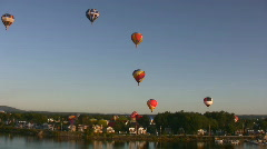Flying High Stock Footage