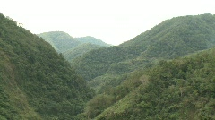 Banaue rice terraces 34 Stock Footage
