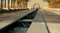 Islamic Museum - stock footage