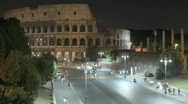 Stock Video Footage of Colosseum