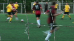 Stock Video Footage of Soccer penalty - HD