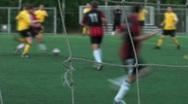 Soccer penalty - HD Stock Footage