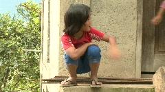 Children of Banau 1 Stock Footage