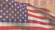 AMERICAN FLAG LAW Stock Footage