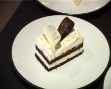Delicious Cakes And Desserts Stock Footage