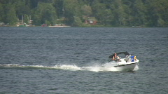 Tubing! - stock footage
