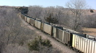 Coal Train 11 Stock Footage