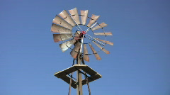 Windmill Close 11 Stock Footage