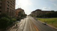 Stock Video Footage of University of Texas Street