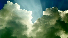 Stormy Skies 1a Stock Footage