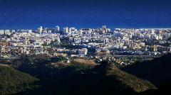 Marbella timelapse Stock Footage