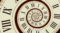 Time abstract Stock Footage