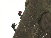 Stock Video Footage of Climbers 21 P