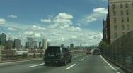 Stock Video Footage of Brooklyn Terrace BQE