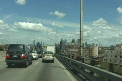 The Gowanus Expressway Stock Footage