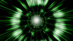 Stock Video Footage of Matrix simulation