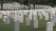 Arlington National Cemetery Stock Footage