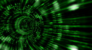 Matrix simulation Stock Footage