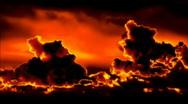CG Fire 01 (1080p 29.97) Stock Footage