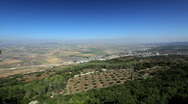 Stock Video Footage of jezreel_valley_06