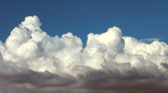 Cumulus Clouds timelapse - V2 Stock Footage