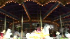 Merry-go-round V2  Stock Footage