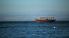 Sea_of_galilee_05 Stock Footage