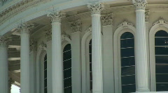 Stock Video Footage of California  Capital, Sacramento