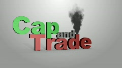 Cap and Trade Stock Footage
