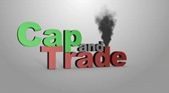 Stock Video Footage of Cap and Trade