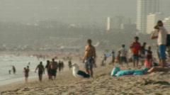 Venice beach - HD Stock Footage
