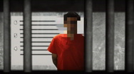 Stock Video Footage of inmate processing 2